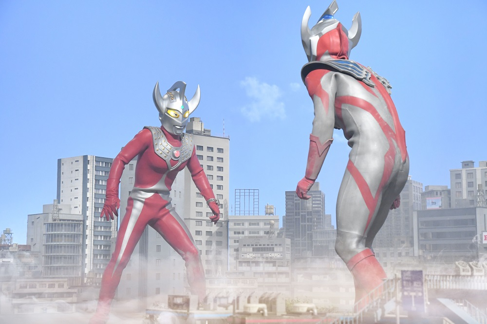 Ultraman Taiga New Generation Climax
