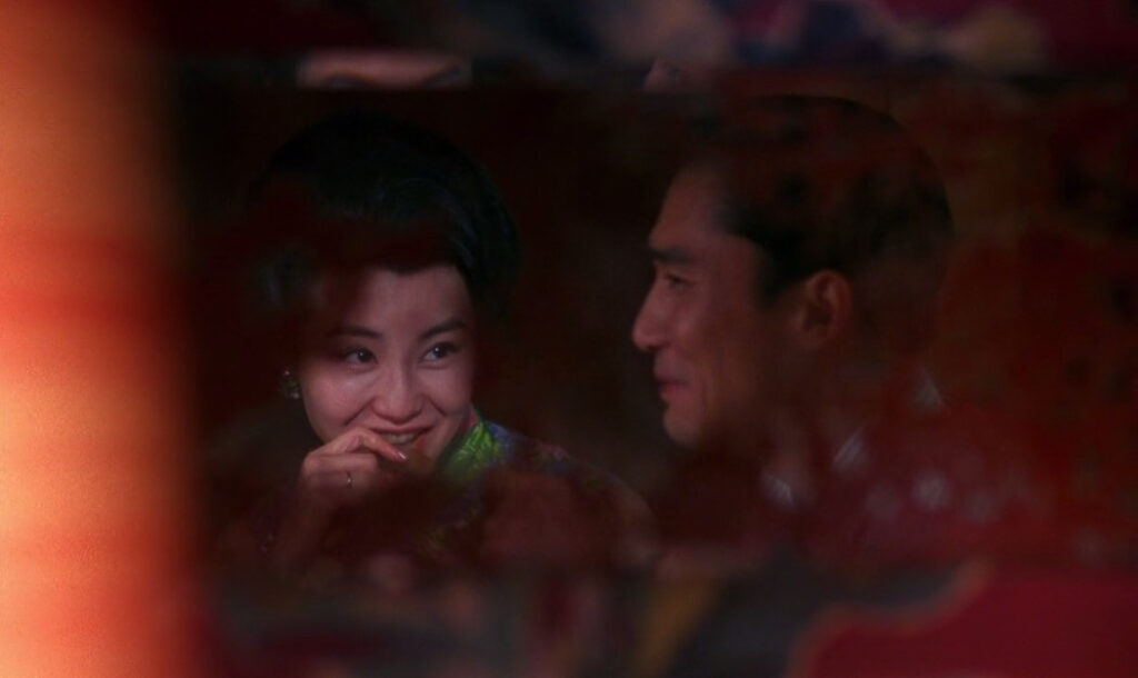 In the Mood For Love หว่อง กาไว